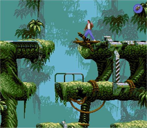 Análisis: Flashback (Mega Drive - 1992)