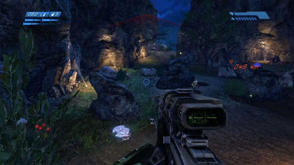 No sólo los escenarios disponen de nuevas texturas y modelos, sino que las armas también han sido rediseñadas.