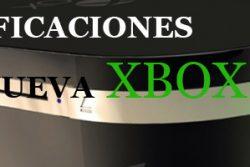 Especificaciones de la futura Xbox 720!