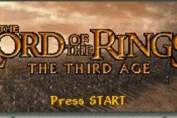 El Señor de los Anillos: La Tercera Edad / Análisis (Game Boy Advance – 2004)