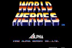 World Heroes / Análisis (Neo-Geo – 1992)