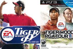 EA Sports se divorcia de Tiger Woods