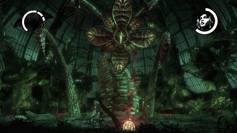 Hiedra Venenosa es de los jefes finales más complicados del juego.
