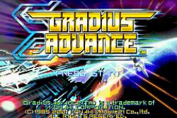 Gradius Advance / Análisis (GBA – 2001)