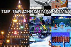 Top 10 juegos para disfrutar en Navidad