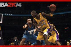 NBA2K14: Falta técnica por mala versación