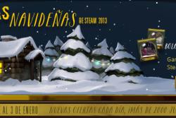 Rebajas Navideñas de Steam 2013