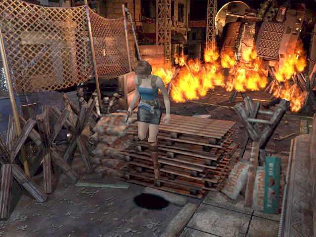 Jill Resident Evil 3