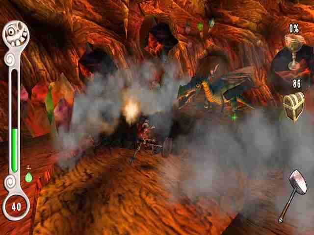 Medievil Resurrection Jarcors: Las batallas contra los jefes serían realmente buenas con otro sistema de control.