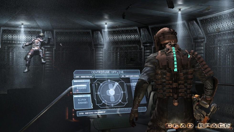 Podremos ver la barra de vida en la columna vertebral de nuestro protagonista.
