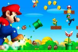 Juegos con Mario