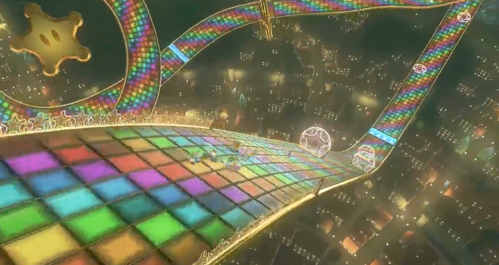 Rainbow-Road