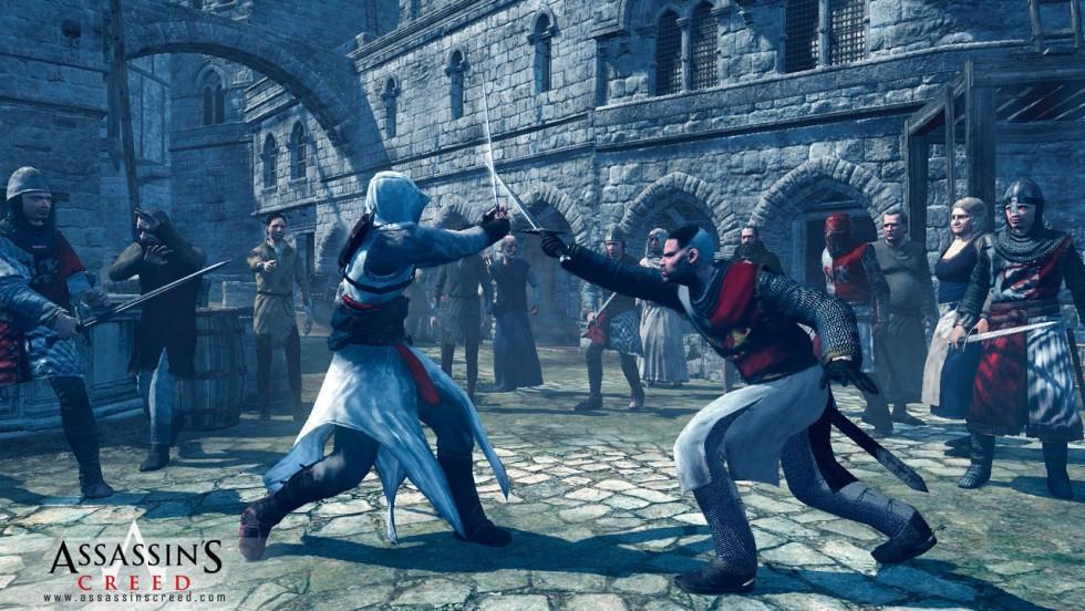 El sistema de combate junto con el diseño de las ciudades es lo mejor del juego.