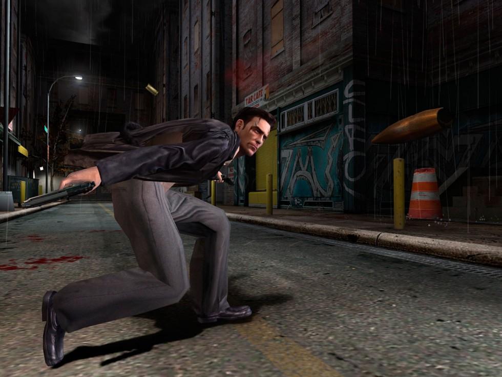 ¿Quién es este tío? Viste como Max Payne, se mueve como Max Payne y está tan amargado como Max Payne... vale, aceptamos que es Max Payne.