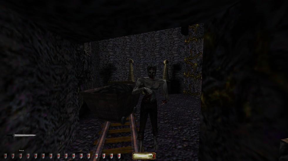 Ésto de profanar tumbas nunca trae nada bueno.