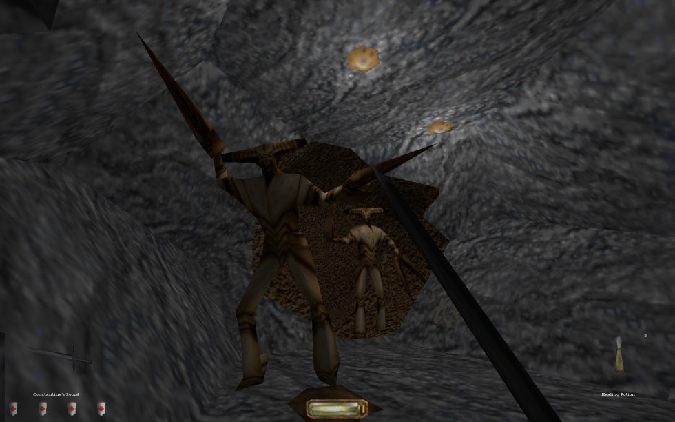 He aquí uno de los motivos de qué deberíamos comenzar jugando a Thief 2 en lugar de su primera parte.