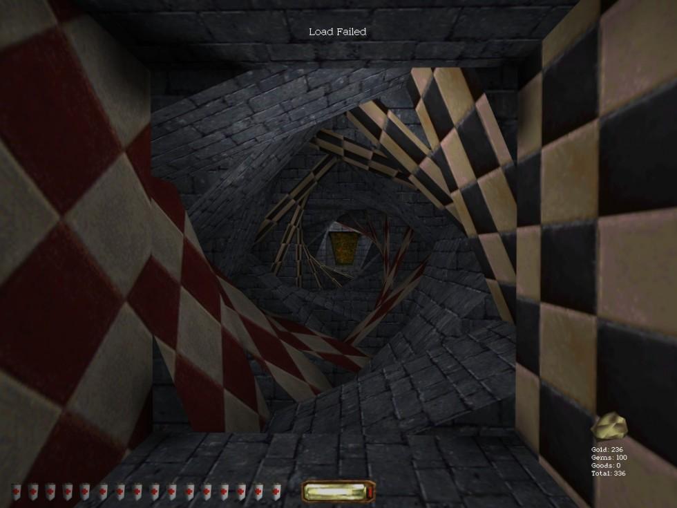 Thief nos deja claro que su público han de ser experimentados jugadores de PC. En la imagen, un pasillo de la impresionante mansión de Constantine (su nombre lo tengo grabado a fuego tras la cinemática que todos sabemos).