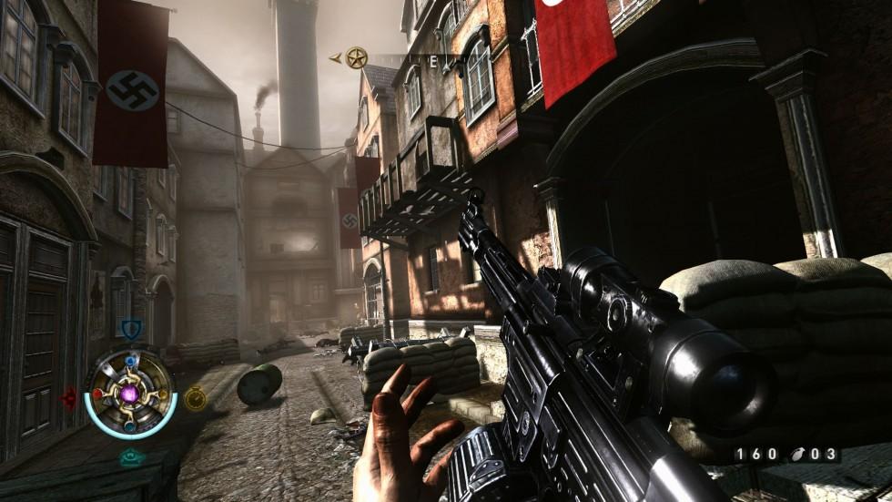 Algunas armas repiten aparición y, en la imagen, el trabajo ya hecho.