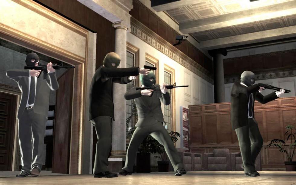 Algunas misiones tienen lugar en entornos interiores que por primera vez en la saga tienen un buen nivel de detalle.