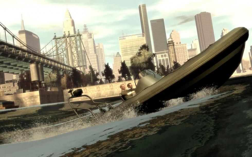 Al igual que en las grandes ciudades, el agua de los canales da la sensación de estar llena de mierda.