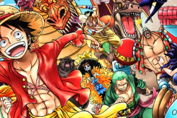 One Piece: Unlimited World Red / Análisis (WiiU, 3DS, PSVita, PS3 – 2014)