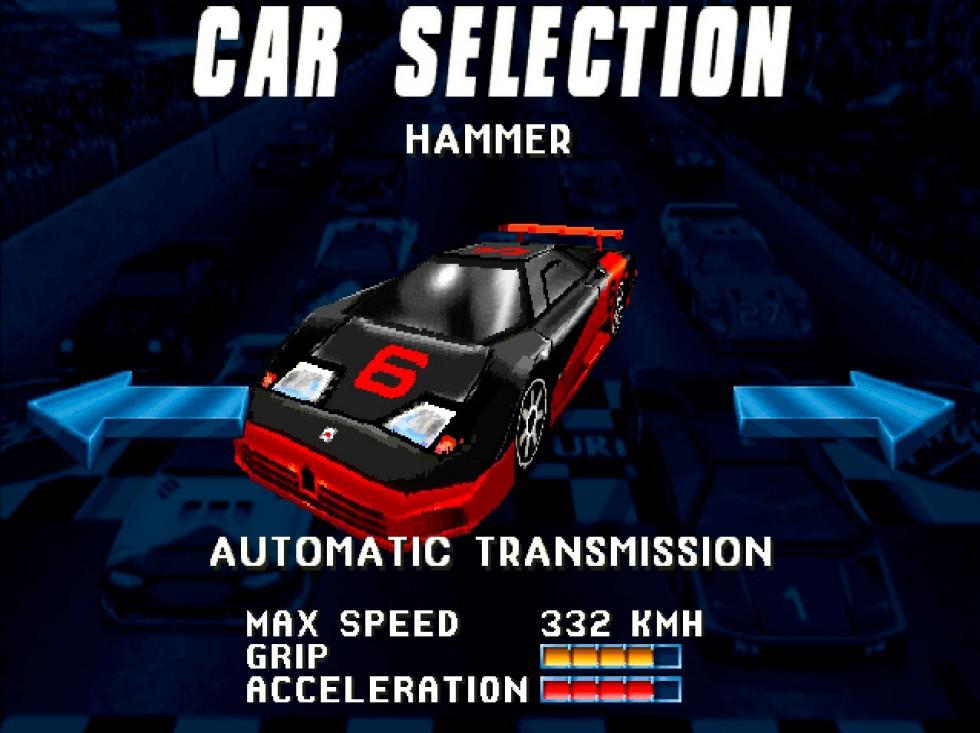Con este coche es posible pasarse el 80% de las carreras sin complicaciones.