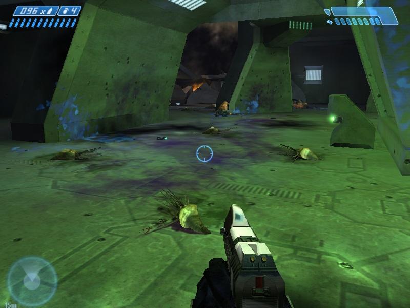 Halo: Combat Evolved demostró que un shooter podía funcionar en consola y tener niveles penosos también en consola.