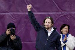 """Pablo Iglesias promete acabar con los DLCs de pago porque """"son casta""""."""
