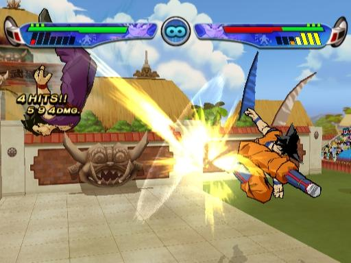 DBZBudokai3Gameplay2