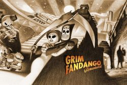 Grim Fandango Remastered / Análisis (PS4, Vita, PC, Mac – 2015)