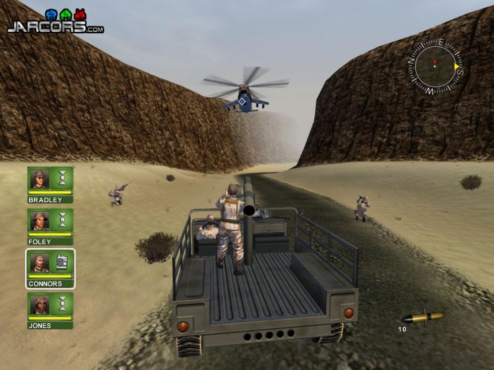 Los helicópteros enemigos imponen más de lo que realmente molestan.