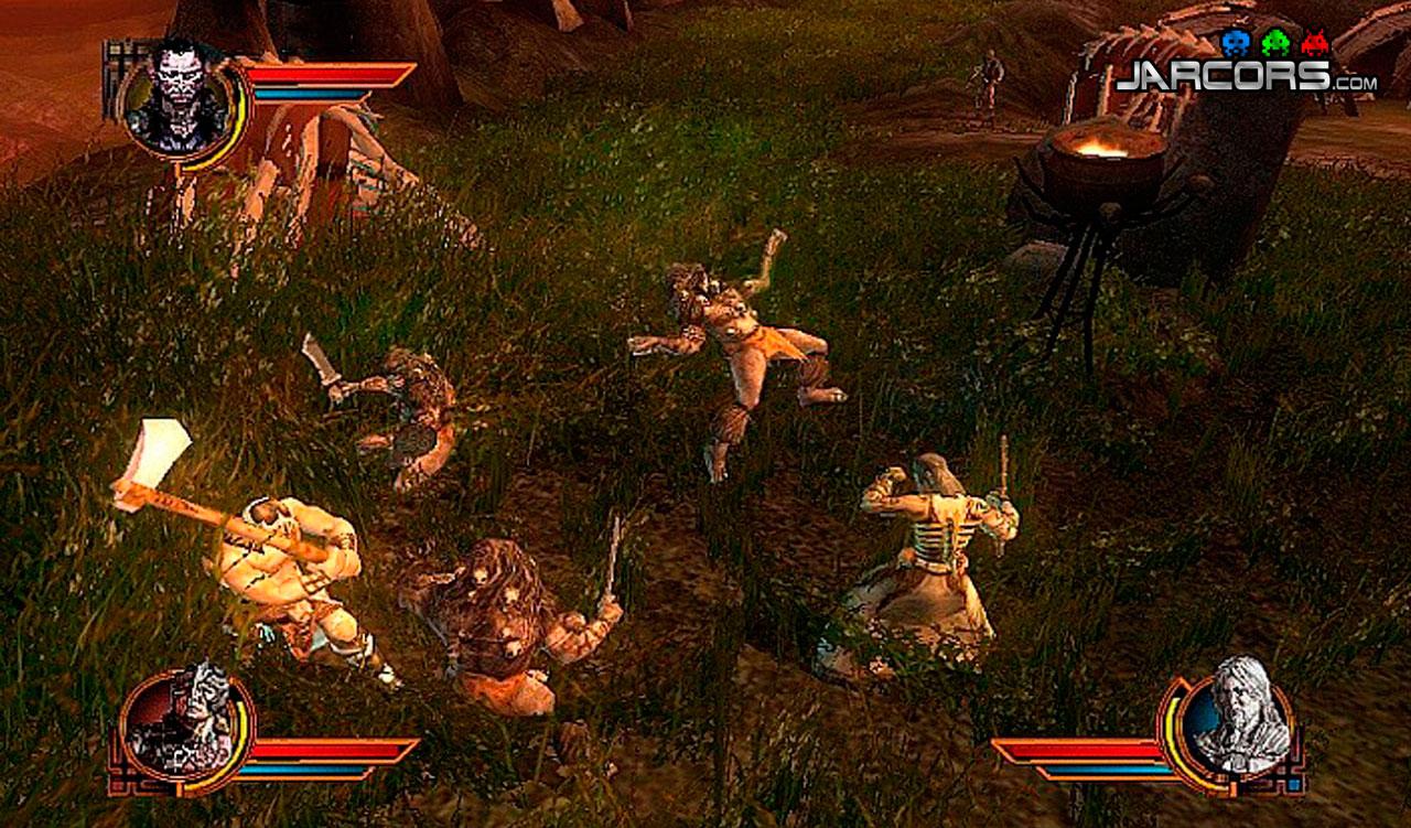 Mejores gráficos, mismo juego. Aunque lo cierto es que jugando con amigos, se pasa un buen rato.