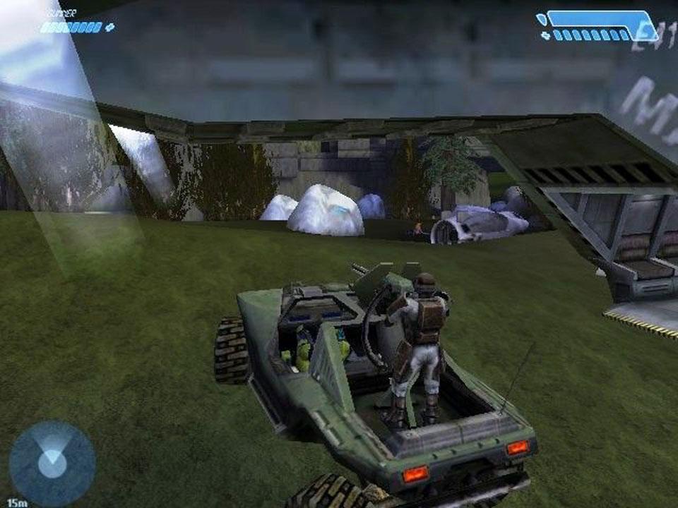 El diseño del Warthog es bastante bueno, pero su control es extremadamente complicado.