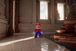 ¿Cómo sería Mario si Nintendo hiciese juegos para PC?