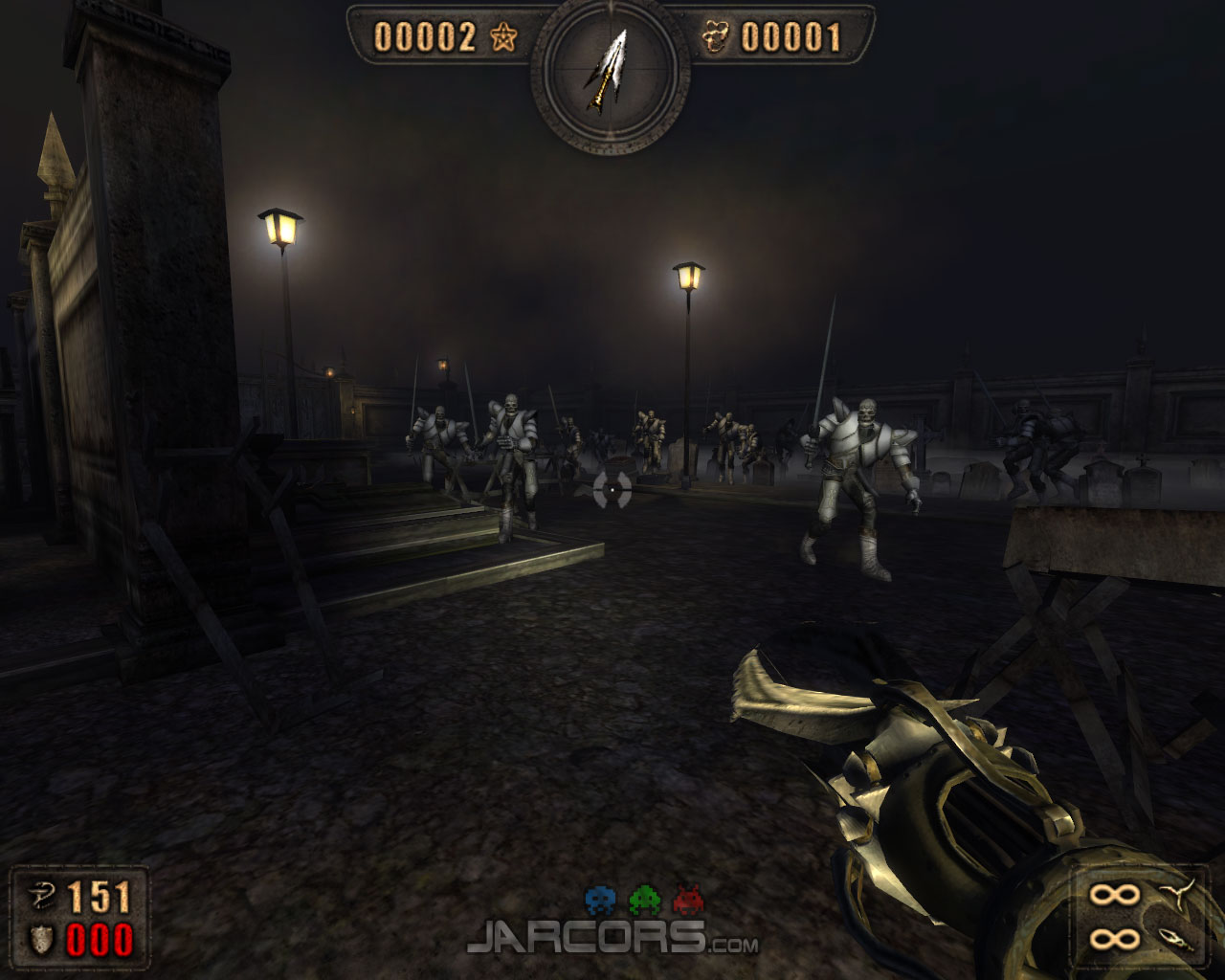 Painkiller no complica al jugador, si te gusta el primer nivel, te gustará el juego.