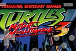 TMNT 3: Mutant Nightmare / Análisis (NDS – 2005)