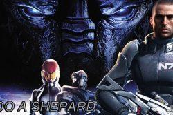 Mass Effect / Creación de personaje
