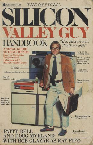 Estereotipo del trabajador de Silicon Valley.
