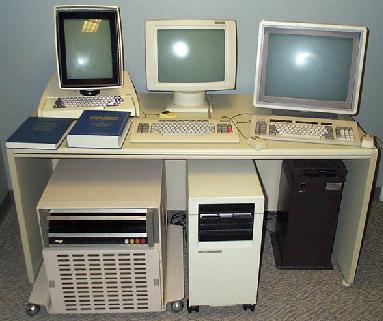 Evolución de los ordenadores de Parc.