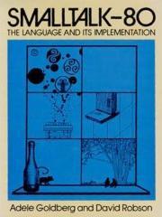 Un libro de Smalltalk del año 1989.