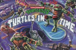 TMNT IV: Turtles in Time / Análisis (SNES – 1992)
