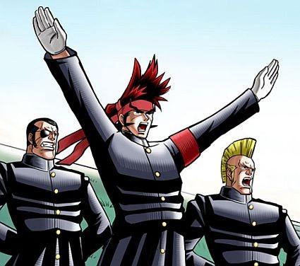Osu-Tatakae-Ouendan-Characters