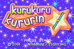 Kuru Kuru Kururin / Análisis GBA (2001)