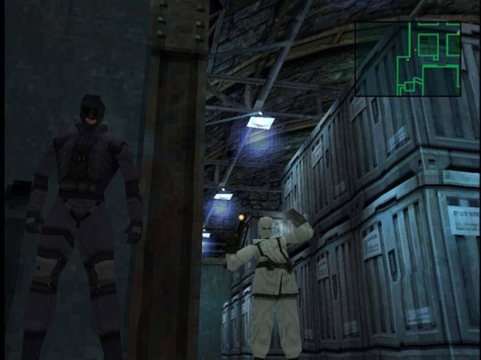 Los guardias de Thief son unos borrachos, pero los de Metal Gear necesitan echarse una siesta.