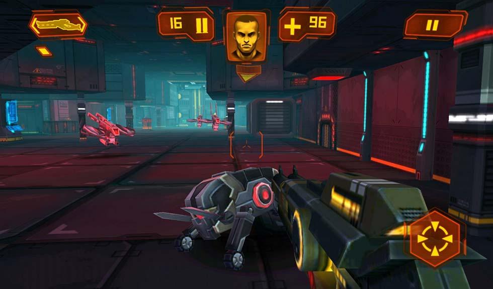 Habrá muchos enemigos en pantalla a la vez, pero podremos eliminar a varios a la vez con armas explosivas.