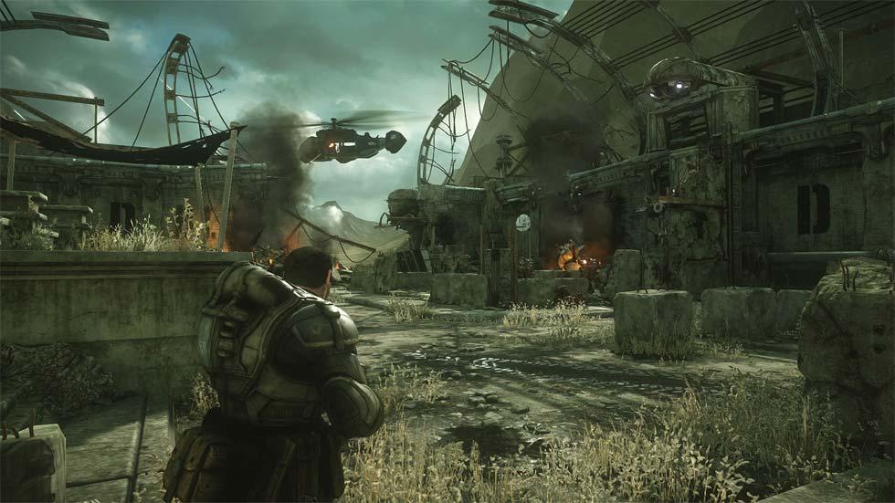 El juego no tiene demasiado factor sorpresa. Sabremos perfectamente los lugares en los que aparecerán enemigos cuando nos fijemos en las coberturas.