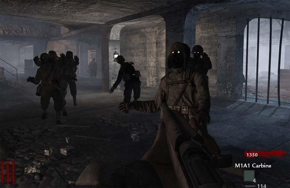 El modo zombi es un excelente complemento, pero nos cansaremos pronto de él.