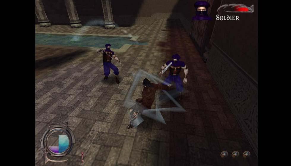 Esta imagen me ha recordado a Pince of Persia: Las Arenas del Tiempo, pero os digo por adelantado que ambos juegos no tienen nada que ver a la hora de jugar.