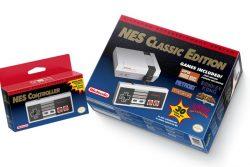 La NES Classic de Nintendo solamente soporta los 30 juegos que incluye
