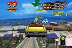 Crazy Taxi 3: High Roller / Análisis